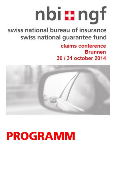 Programm Claims Conference 2014
