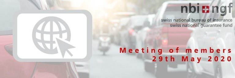 Meeting of members 2020